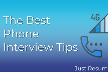 The Best Phone Interview Tips
