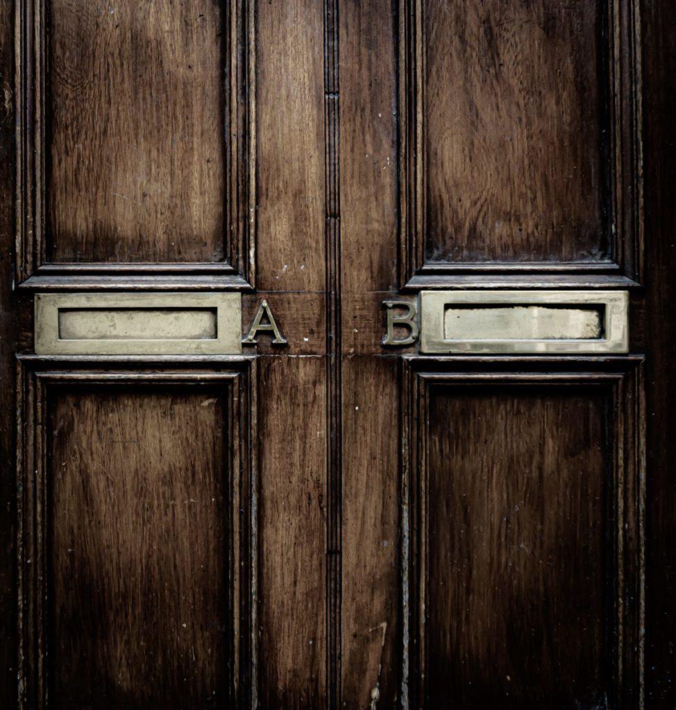 door mail